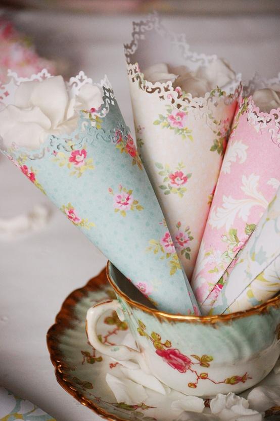 Oeuvre vintage de Tea Party