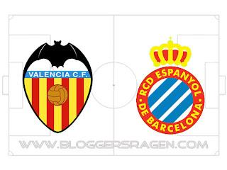 Pertandingan RCD Espanyol vs Valencia