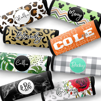 Personalized Luggage Finders