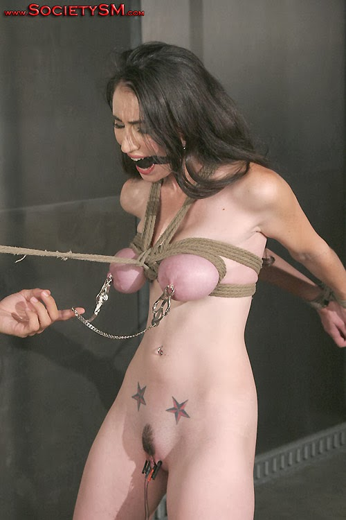 Safe brest bondage