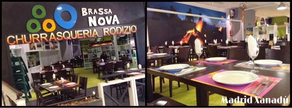 Restaurante BRASSA NOVA [Rodizio Brasileño]