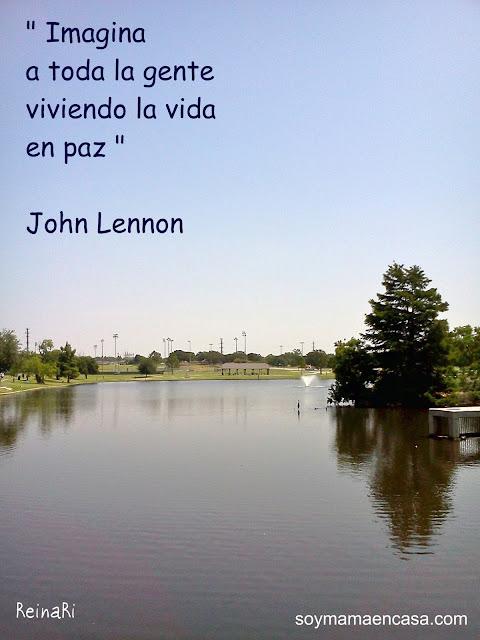 Imagina... John Lennon