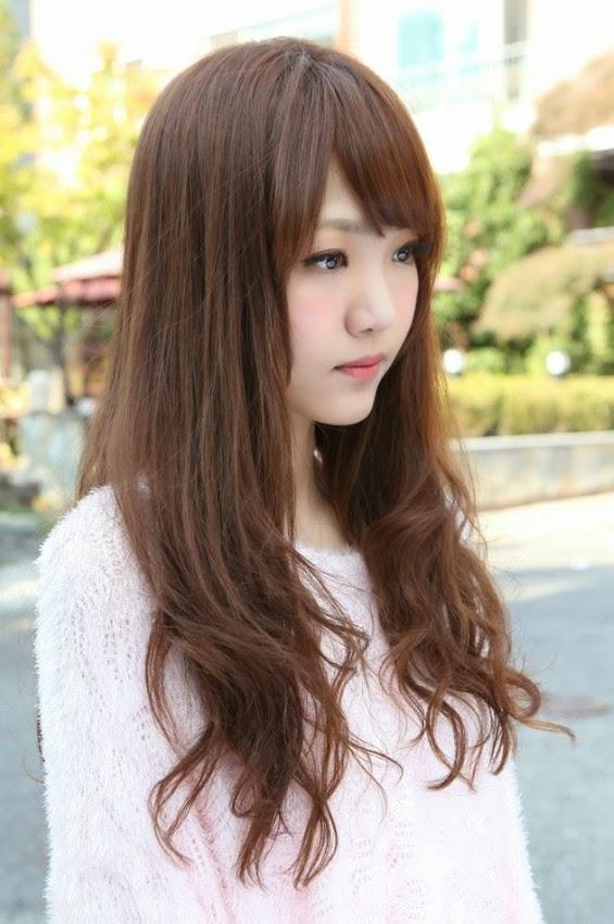 Model Rambut Panjang Terfavorit