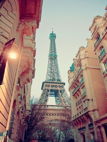 it's a berry sweet life ♥: Eiffel Tower Walls for the ...