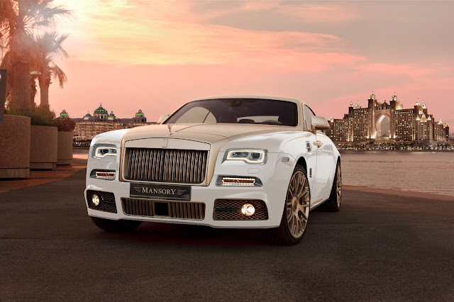 mansory rolls royce palm edition 999 picture