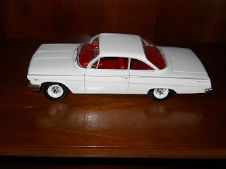 1962 Chevrolet Bel Air 1:18 diecast