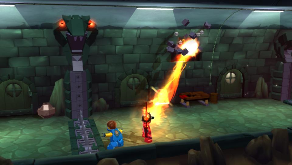 review lego ninjago shadow of ronin sony playstation vita