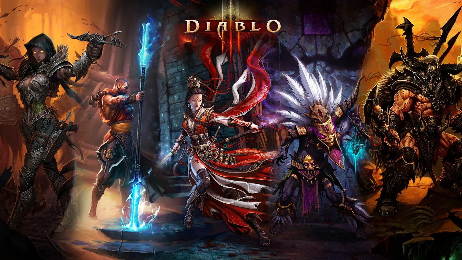 Best Diablo 3 Class Season 6 - Diablo Forums Or Any Fan Site ...