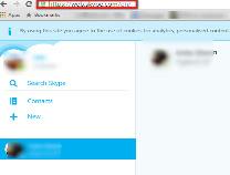 skype browser login