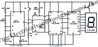 wiring diagram ref scoring game circuit