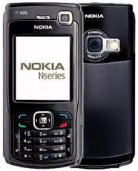 Spesifikasi Dan Harga Nokia N70 Keluaran Tahun 2007, Handphone Jadul Mei 2007