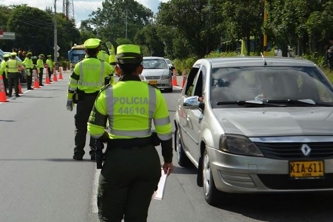 Policía presenta Plan de Movilidad para el puente festivo de la independencia de Cartagena