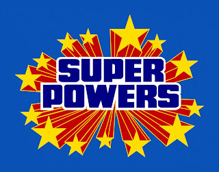 Kenner Super Powers Collection Logo