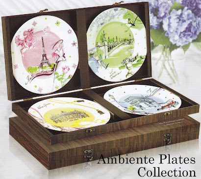 AMBIENTE PLATES
