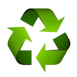 Os merceeiros reciclam