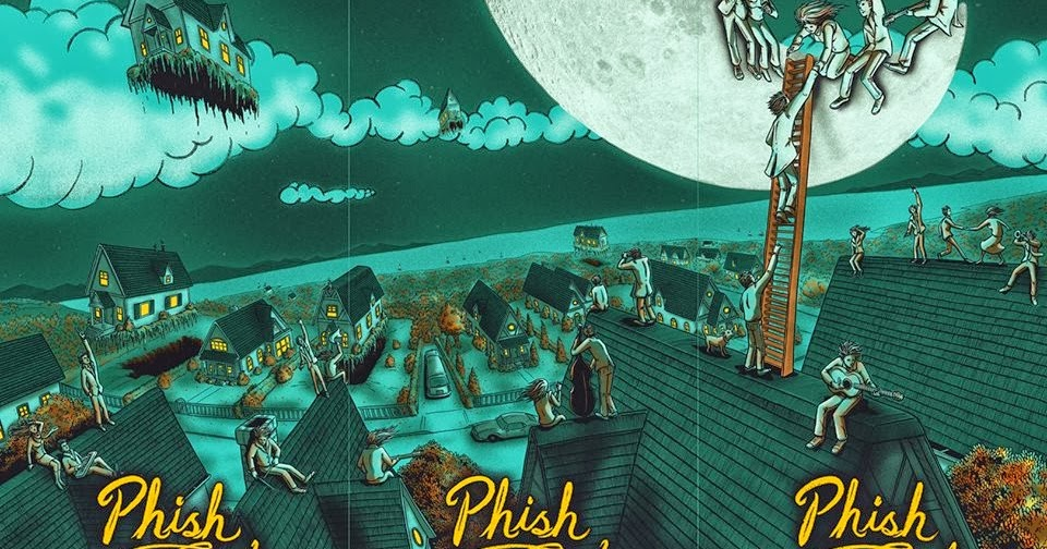 Black Muddy Blog Phish Hampton Fall 2013