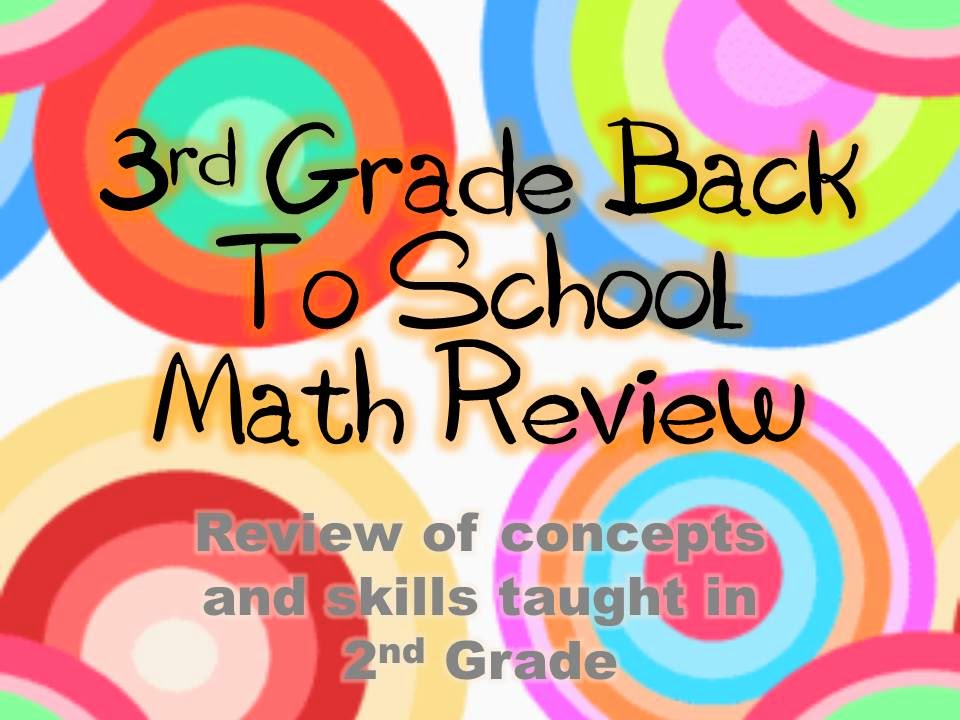 Thrifty in third grade get ready for third grade with these great
