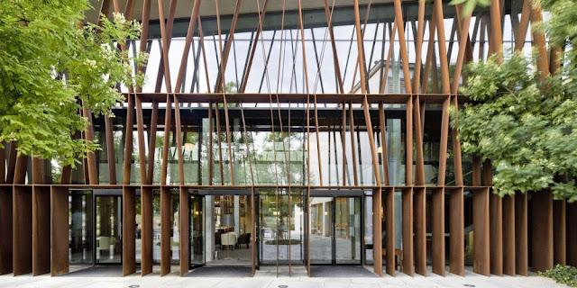 La mola hotel conference centre by b720 ferm n v zquez arquitectos housevariety - Arquitectos terrassa ...