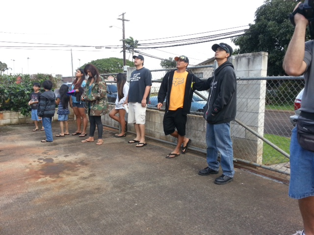 Watching rollers for Waimanalo feed supply