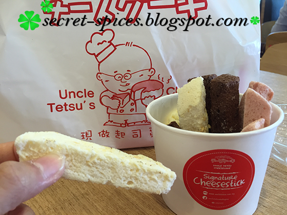 how to make uncle tetsu cheesecake