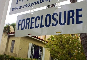 banks forclosure