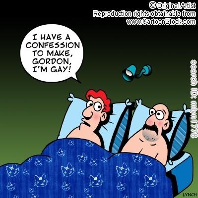 gays saem do armário