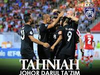 JDT Layak ke Separuh Akhir Piala AFC !