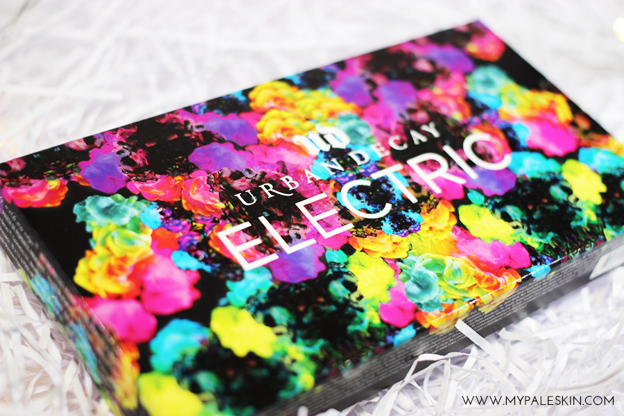 Urban Decay Electric Pressed Pigment Palette, Urban Decay, Electric, Swatch, Review