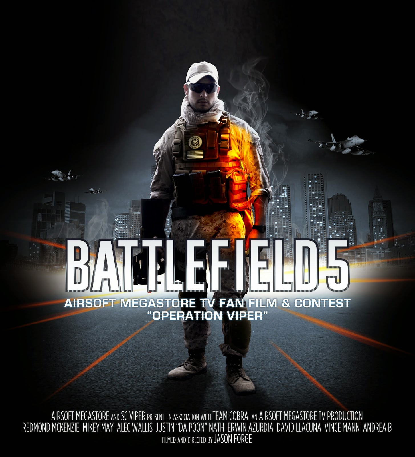 Battlefield 5 2016 Pc Game System Requirement System
