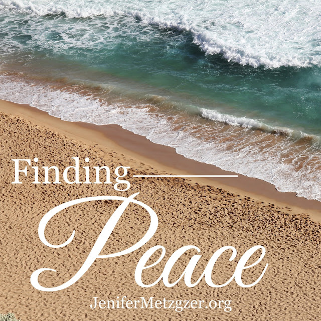 Learning how to find peace. #peace