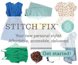 I'm a Stitch Fix Junkie!