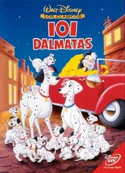 101 Dálmatas Poster