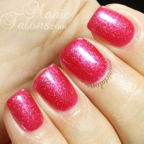 Kiara Sky Pink Lipstick Swatch