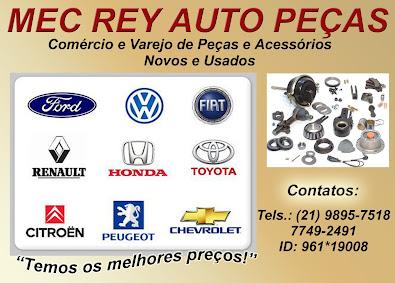 MEC REY AUTO PEÇAS