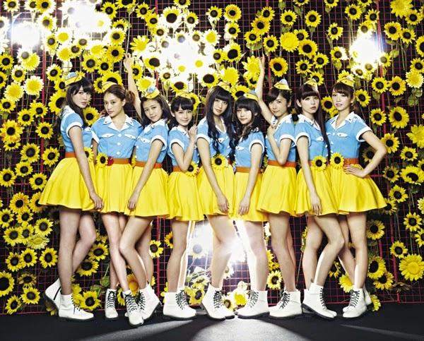 PASSPO☆ apuesta por la poesía y la belleza de los girasoles en su nuevo single