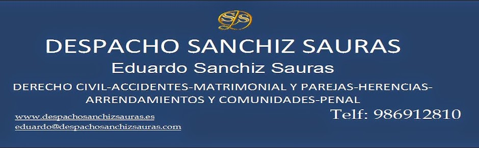 DESPACHO SANCHIZ SAURAS