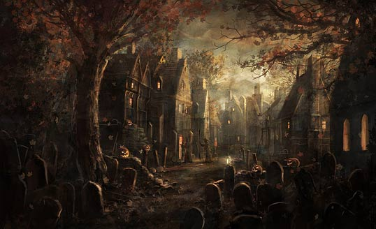 'Trick or Treat' by Rado Javor