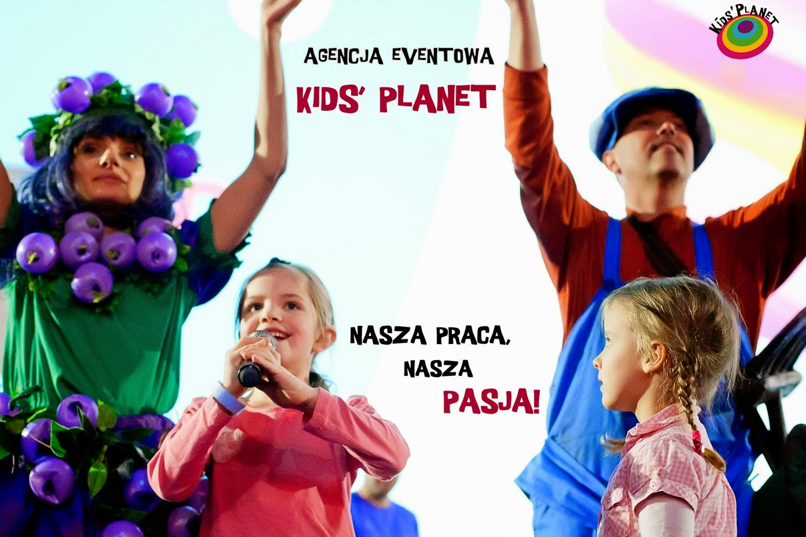 Agencja eventowa Kids' Planet