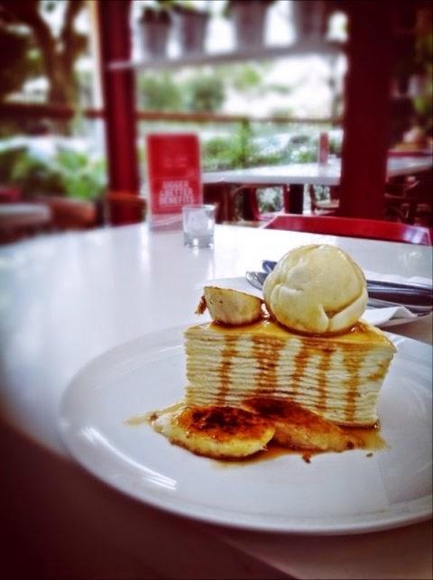 Pancious Pancake House
