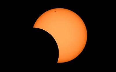Eclipse anular de Sol, 10 de mayo 2013, desde Australia