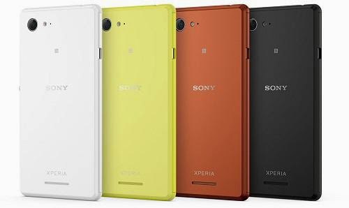 Harga Smartphone Sony Xperia E3