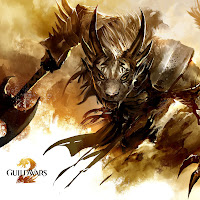 Guild Wars 2 iPad 2 - iPad Wallpapers 2