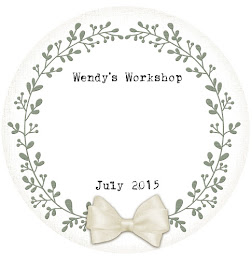 WENDY'S WORKSHOP JULY 2015 £8.00