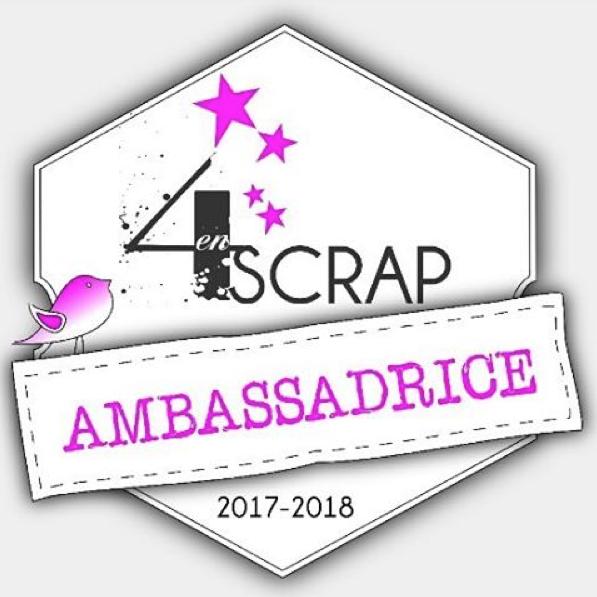 Ambassadrice 4enscrap