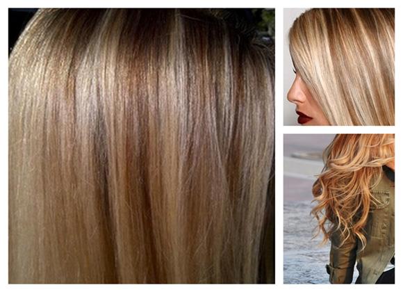 Peinados 2014 con iluminación