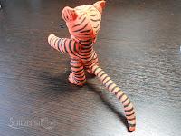 мастер-класс тигр