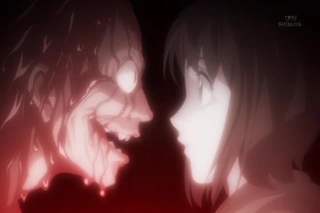 Anime Ini Adalah Horor Lawas Yang Lumayan Menakutkan