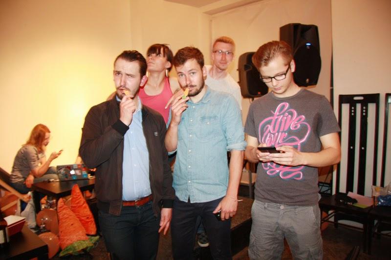 Networking urodzinowego spotkania Geek Girls Carrots Łódź