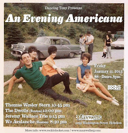 An Evening America @ Maxwell&#39;s