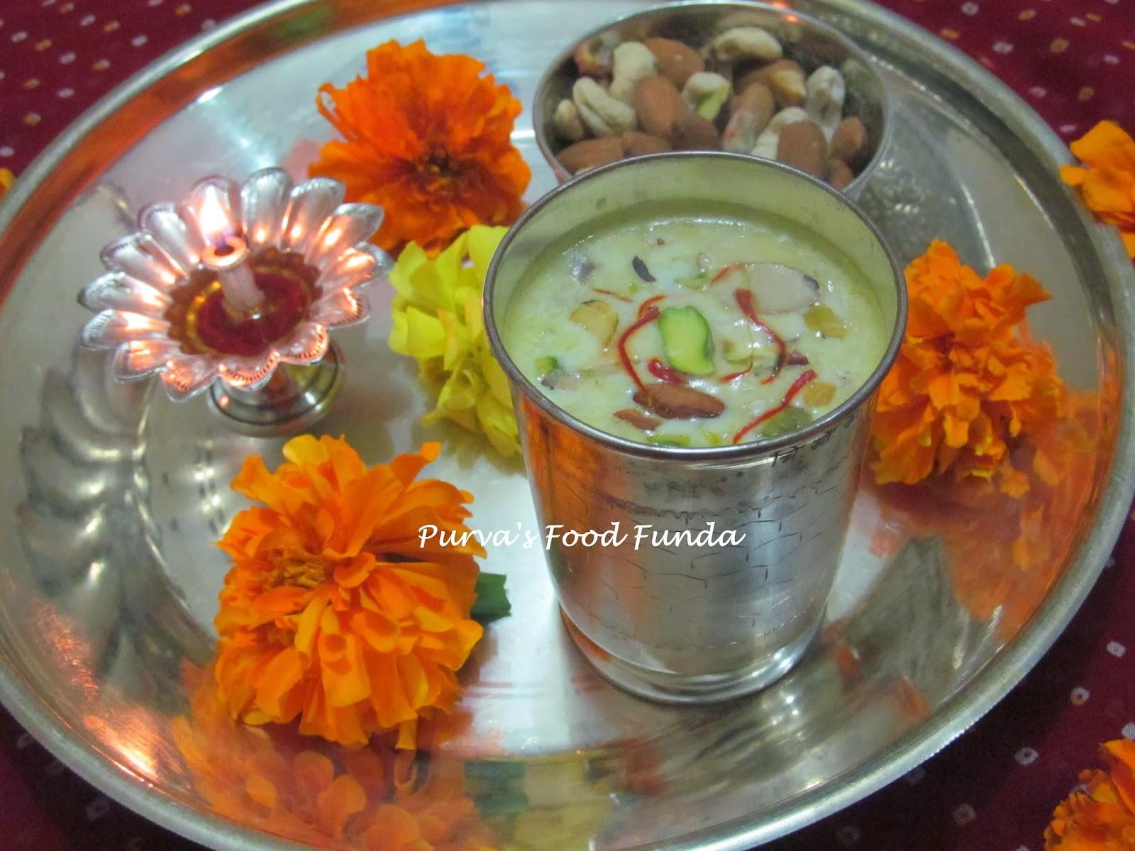 Masala milk recipe masala doodh recipe